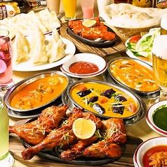 インド料理 シャンカル SHANKARのコース写真