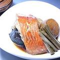 料理メニュー写真本日の煮魚御膳