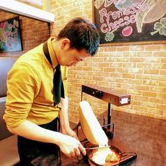 テーブル【心斎橋 難波 個室 イタリアン チーズ パスタ ピザ 女子会 誕生日 サプライズ 肉】