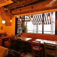 『東京基地 渋谷店』は渋谷駅より徒歩3分と好立地♪マクドナルドの隣の高山ランドビル7Fに当店がございます!ゆったりソファ席と個室で女子会や記念日、各種宴会におすすめです★