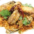 料理メニュー写真鶏肉の唐辛子炒め
