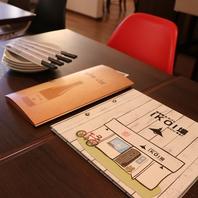 居酒屋&カフェ…居心地のいい空間でお待ちしています。