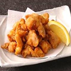 料理メニュー写真鶏軟骨のから揚げ