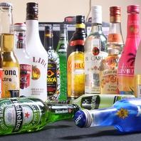路地裏のバーなのでお酒の種類が豊富♪♪!