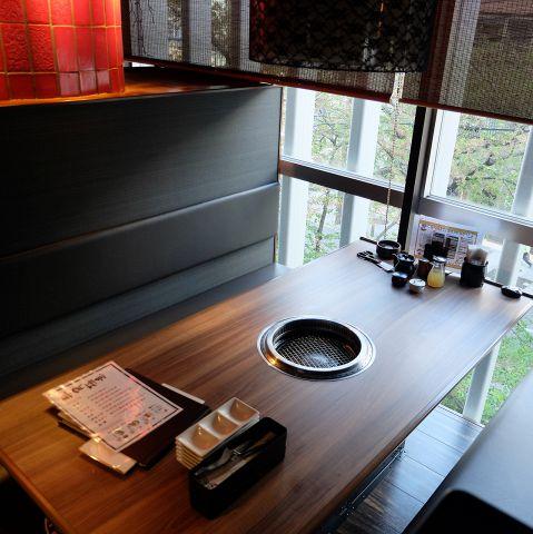 焼肉酒家 牛角 三条木屋町店|店舗イメージ2