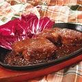 料理メニュー写真厚切りポークリブステーキ BBQ風味(2本)