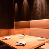 2名様~4名様用の個室のお席。モニター付きでカラオケもご利用できます。3名様から可能な3280円のコースをご用意しておりますので大小さまざまな宴会に対応可能♪幹事様必見クーポンもご用意しておりますのでご予約はお早めに飲み放題の種類も80種~ご用意してます!