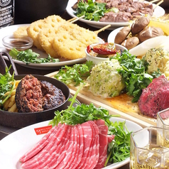 羊肉酒場 ラムミートバル 0,19 御茶ノ水ワテラス店のおすすめ料理1