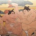 相撲部屋をイメージした店内は、お料理だけでなく内装など細かい部分にもにもこだわりあり!