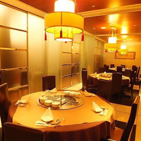 ハービスPLAZA ENT 5階の贅沢空間で味わう本格中華♪完全個室は8~30名までOK★