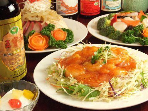 武蔵小杉の本格中国料理屋♪