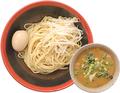 料理メニュー写真味玉つけ麺
