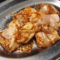 料理メニュー写真味噌とんちゃん 国産