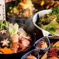 秋葉原店のイチオシ宴会コースは最大3時間飲み放題付8品3,499円~!!
