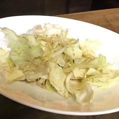 枝豆/塩ダレキャベツ/ピクルス ※各種の料金です