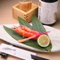 料理メニュー写真日本酒・焼酎との相性◎