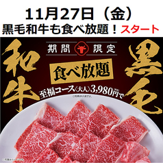 カルビ大将 文京店のコース写真