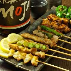 串焼楽酒 MOJA モジャ 県庁前店の特集写真
