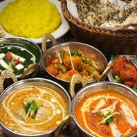 本格的なネパールカレーをご提供しております!