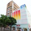 [新横浜駅]から[徒歩30秒][新幹線ホームから見えるビル]好立地★サザンウィンズビル[5F]