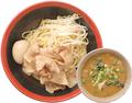 料理メニュー写真味玉肉つけ麺