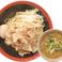 味玉肉つけ麺