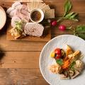料理メニュー写真ZION食べるべき逸品の3品『盛り合わせ』MENU