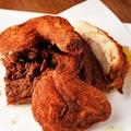 料理メニュー写真【第3位】若鶏の半身揚げ