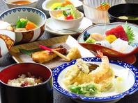 きくちでは、旬の食材と職人技の饗宴を愉しめます
