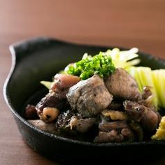 《宮崎》種鶏の炭火焼き