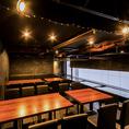 渋谷での団体様宴会なら当店にお任せください。最大50名様までご利用可能な広々とした快適空間をご提供!貸切宴会も承っておりますので予算、人数などお気軽にお問い合わせください。