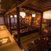 新和風九州料理 kakomian かこみあん 熊本下通り店の雰囲気3