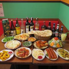 インド料理 ヒマールキッチン 神奈川新町店のコース写真