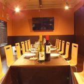 おきらく食堂 イセサキ店の雰囲気2