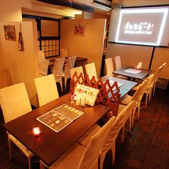 dining cafe&bar Anzu-ki あんずきの雰囲気1