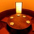 《個室もご用意!》個室もございます♪その他様々な種類のお席がございます