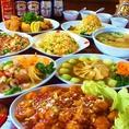 中華の本場中国の【中国特級調理師】の資格を持つマスターが豪快に腕を振るう当店。麻婆豆腐やエビチリなどの本格中華から、珍味のピータンまで幅広いお料理を提供致します。