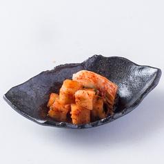 白菜キムチ/大根キムチ/きゅうりキムチ/もやしナムル※各種の料金です
