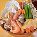 料理メニュー写真海の幸 横綱ちゃんこ鍋