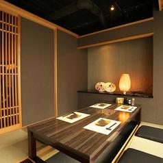 九州料理と和ノ個室 鶏の馬美 三宮店の雰囲気1
