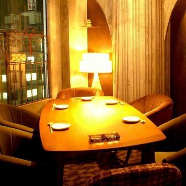 神戸創作Dining 縁の雰囲気1
