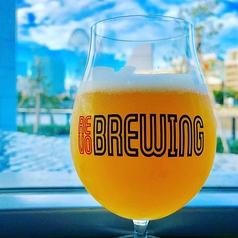 レボブルーイング REVO BREWING ビール醸造所レストラン みなとみらいの写真