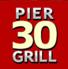 PIER 30 GRILL ピア 30 グリル あまがさき店のロゴ