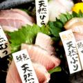 料理メニュー写真本日の鮮魚・熟成魚のお造り