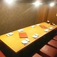 8名・12名様の個室・掘りごたつ席♪ご希望によって最大20名様まで拡張できます!