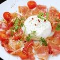 フレッシュ野菜をふんだんに使用したイタリアン風サラダ【心斎橋 難波 個室 イタリアン チーズ パスタ ピザ 女子会 誕生日 サプライズ 肉】
