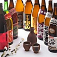 日本酒・焼酎・山梨ワイン
