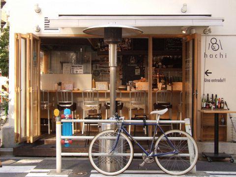 スペイン ワインバル 人形町 hachi (ハチ)