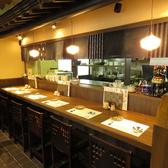 旨い魚ごはん処 くろひげ 金沢の雰囲気3