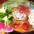 韓国サラダ冷麺:1005円